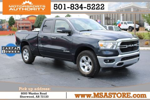 Pre-Owned 2019 Ram 1500 Big Horn/Lone Star RWD 4D Extended Cab