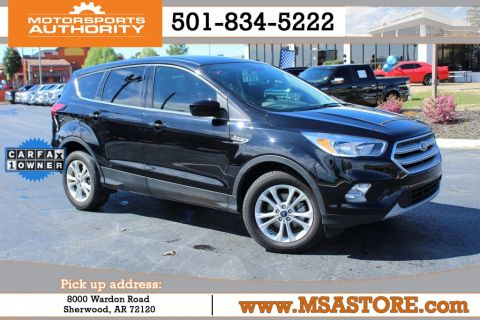 Pre-Owned 2019 Ford Escape SE FWD 4D Sport Utility