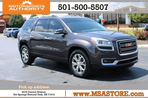 Pre-Owned 2016 GMC Acadia SLT-1 FWD 4D Sport Utility