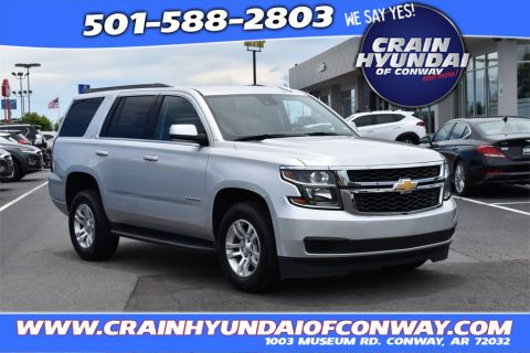 Pre-Owned 2020 Chevrolet Tahoe LT RWD 4D Sport Utility
