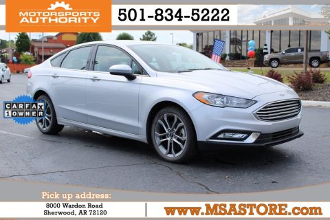 Pre-Owned 2017 Ford Fusion SE AWD 4D Sedan