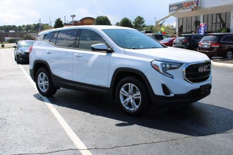 Pre-Owned 2018 GMC Terrain SLE FWD 4D Sport Utility