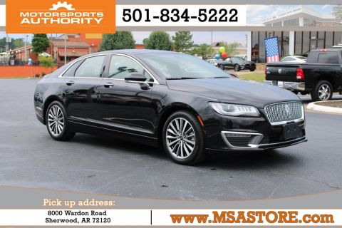 Pre-Owned 2019 Lincoln MKZ Standard FWD 4D Sedan